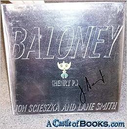 baloney by jon scieszka pdf