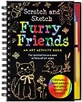 Scratch And Sketch Furry Friends: An...