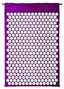 HemingWeigh Acupressure Mat, Purple