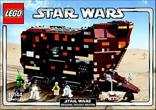 Instruction Manuals For Lego Star Wars Set 7664 Tie Crawler Price