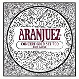 Aranjuez Classical Guitar A700 Concert Gold - Low Tension