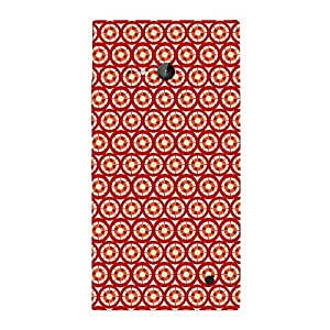 Skin4Gadgets ABSTRACT PATTERN 51 Phone Skin STICKER for NOKIA LUMIA 730 (ONLY BACK)