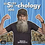 2014 Duck Dynasty Si-chology Wall Calendar