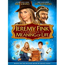 Jeremy Fink; the Meaning of Life