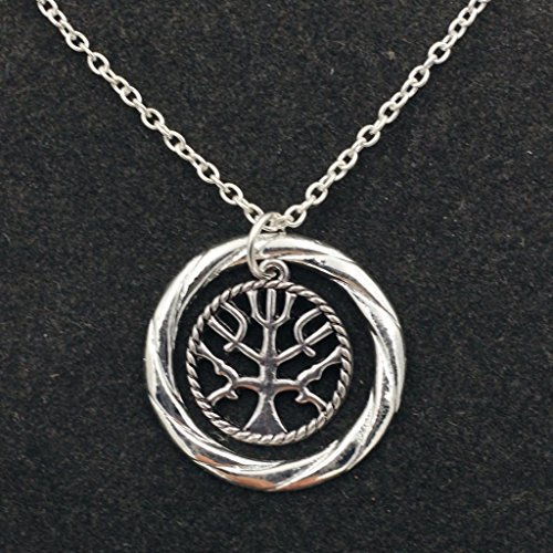 Divergent Silver Amity Necklace