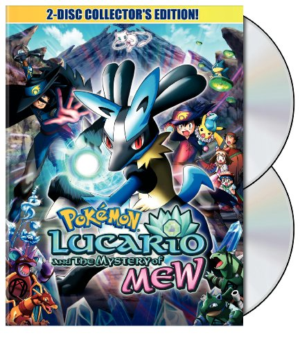 Pokemon Movie - Lucario and The Mystery of Mew