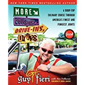 More Diners, Drive-ins and Dives: A Drop-Top Culinary Cruise Through America's Finest and Funkiest Joints (Diners, Drive-ins, and Dives)