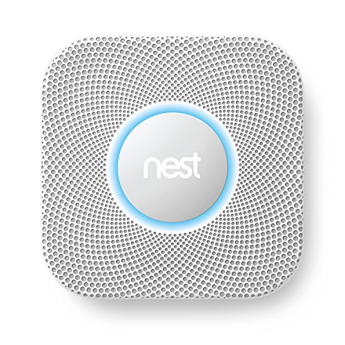 Nest Protect Smoke Plus Carbon Monoxide, Wired 120V S2001LW (Nest Co Wired compare prices)