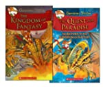 Geronimo Stilton Kingdom of Fantasy a...