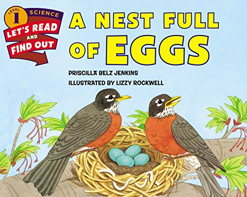 A Nest Full of Eggs (Let's-Read-and-Find-Out Science 1) PDF