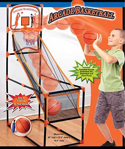 Lowest Prices! Arcade Basketball Game