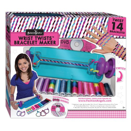 Fashion Angels Wrist Twists Bracelet Maker (787909116956)