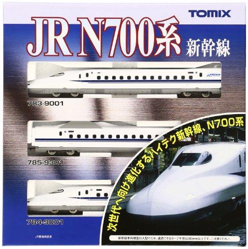 TOMIX Nゲージ 92314 N700東海道・山陽 (Z0) 基本セット (3両)