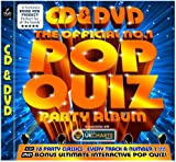 Various Artists The Official No.1 Pop Quiz Party Album: +DVD