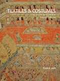 img - for Textiles And Costumes At Royal Court Of Jaipur book / textbook / text book