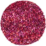 Safavieh Art Shag Collection SG951F Handmade Fuchsia Round Area Rug, 4-Feet