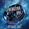 Generation One Audiobook by Pittacus Lore Narrated by P.J. Ochlan
