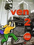 img - for Nuevo Ven 2 EJERCICIOS + CD (Spanish Edition) book / textbook / text book