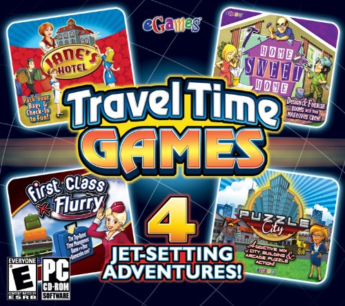 Travel Time Games (Jewel Case) back-663284