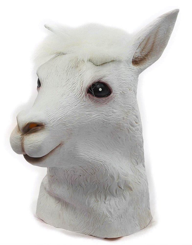 Alpaca mask