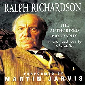 Sir Ralph Richardson Audiobook
