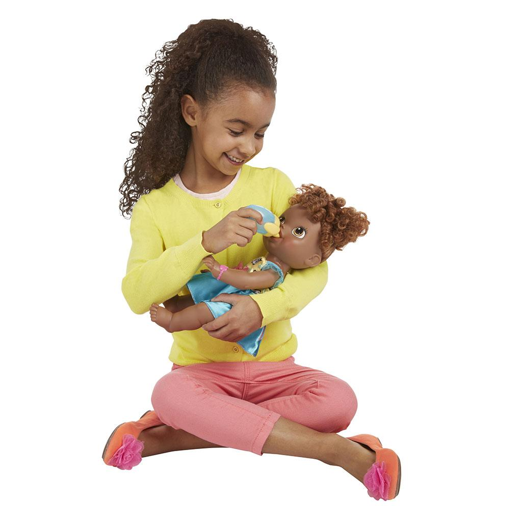 Amazon De: Amazon.com: Baby Alive My Baby All Gone African-American