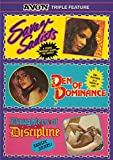 Avon Triple Feature: Savage Sadists, Den of Dominance & Daughters of Discipline