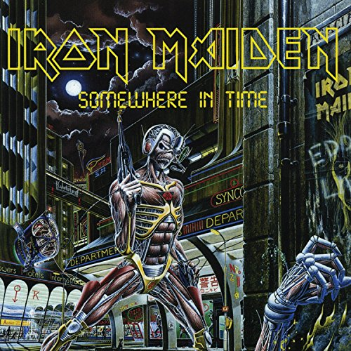 Iron Maiden - Somewhere In Time LP - Zortam Music