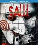 Saw: The Complete Movie Collection [B...