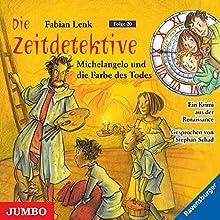 Michelangelo und die Farbe des Todes (Die Zeitdetektive 20) Hörbuch von Fabian Lenk Gesprochen von: Stephan Schad