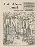 img - for Natural Areas Journal - July 1996 (Volume 16, Number 3) book / textbook / text book