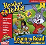 Reader Rabbit Learn to Read With Phonics (Preschool &amp; Kindergarten)