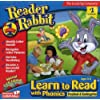 Reader Rabbit Learn to Read with Phonics! Preschool & Kindergarten