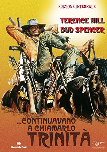 continuavano a chiamarlo trinita' dvd Italian Import