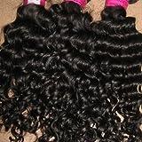 Virgin Peruvian Remy Hair Curly Grade AAAA 100g
