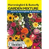 Lake Valley 3941 Hummingbird & Butterfly Garden Mixture Seed Packet