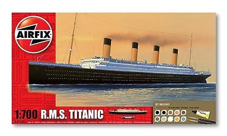 Airfix - Ai50164 - Maquette - Bateau - Coffret Titanic