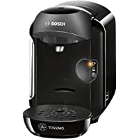 Bosch Tassimo TAS1252GB 1300W Vivy Coffee Machine (Black)