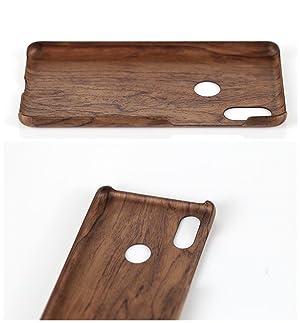 sports shoes 2b8b6 429ea Xiaomi Mi MiX 2S Wood Case,DAYJOY Luxury Ultra Thin Ultra Light ...