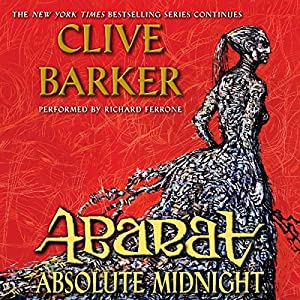 Abarat: Absolute Midnight Audiobook