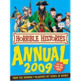 Horrible Histories Annual, 2009by Terry Deary