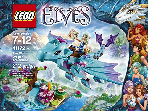 LEGO Elves The Water Dragon Adventure 41172 JungleDealsBlog.com