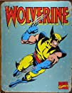 Wolverine Retro Tin Sign  1221516  1221516