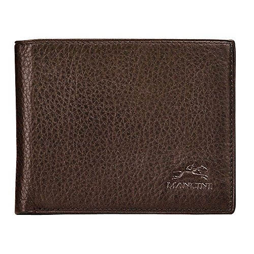 mancini-leather-goods-mens-center-wing-wallet-brown