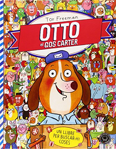 Otto. El Gos Carter (Blackie Little Books (catala))