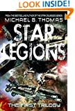 Star Legions - The First Trilogy