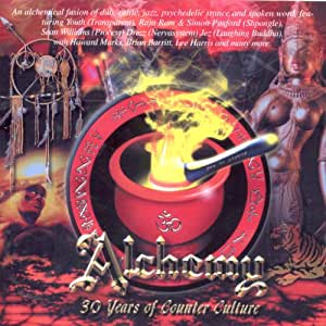 Alchemy 50 Years of Counter Culture