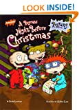 A Rugrats Night Before Christmas (Rugrats (Simon & Schuster Hardcover))