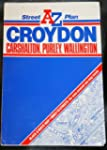 Croydon Street Plan including Carshal...