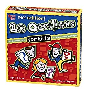 20 Questions for Kids Game